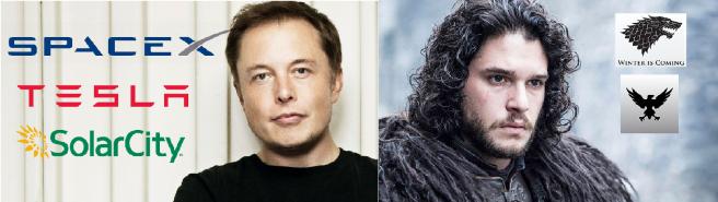 Elon & Snow